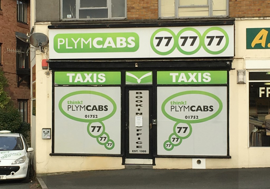 Plym Cabs