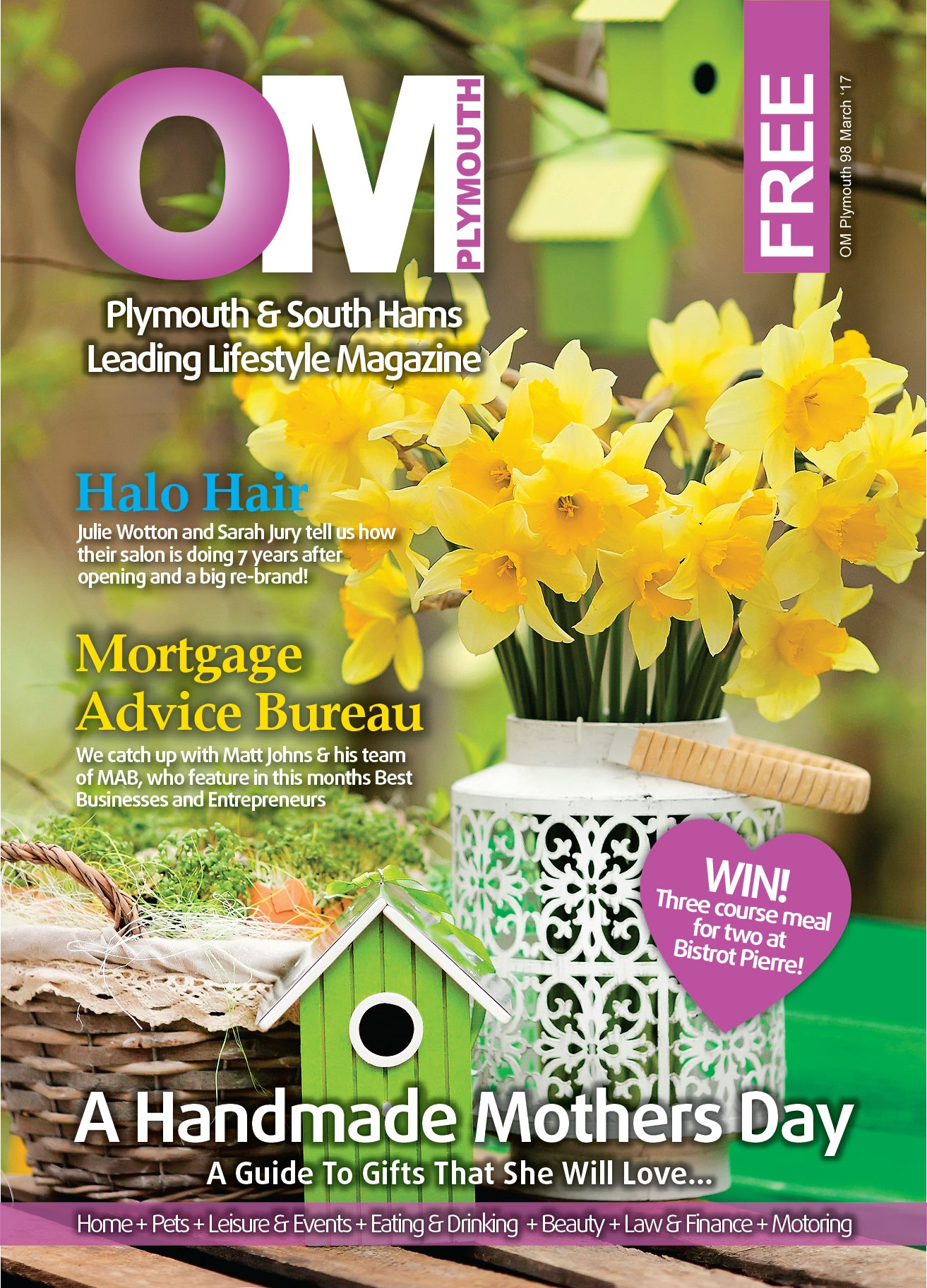 Om Magazine Issue 98 March 2017 Oracle Publishing